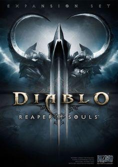 Diablo 3 Reaper of souls, visita nuestro blog: http://boardgamescave.wordpress.com