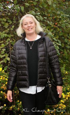 XL Cheap & Chic: Hankintoja, uusi musta laukku -  New black bag...