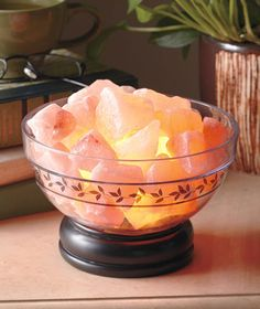 Do Salt Lamps Do Anything : Salt Lamps on Pinterest Himalayan Salt Lamp, Himalayan and Himalayan Salt