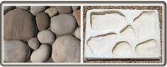 Stone Veneer Concrete Molds StoneCasterStudio.com Rubber Molds