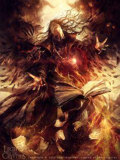 Warlock - DnD Class #DungeonCrawling #DnD #Warlock #DnDClass #Character #Inspiration #Magic #Fantasy #JRusso