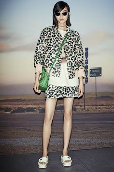 i can't believe i like something from coach. / Coach Spring 2015.