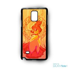 Adventure Time Characters Flame Princess Cartoon for Samsung Galaxy Note 2/Note 3/Note 4/Note 5/Note Edge phone case