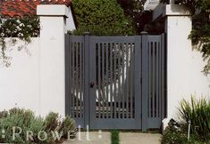 Double Off-Set Gate Options by Prowell