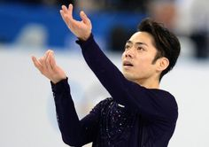 I love you, Dai-chan! ♥ The best skater ever!!! Thanks for your soul ♥