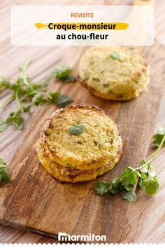 On teste cette revisite originale du croque-monsieur à base de chou-fleur ! #recettemarmiton #marmiton #recettefacile #recetterapide #faitmaison #ideesrecettes #inspiration #croquemonsieur #sandwich #légumes #choufleur #choux #végétarien #vegan #veggie #sansgluten #glutenfree Anti Histamine Foods, Chou Rave, Diet Recipes, Healthy Recipes, Paleo, Keto, Barbacoa, Salmon Burgers, Avocado Toast
