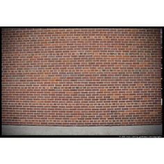 brick-wall-new-f28.4.jpg ❤ liked on Polyvore featuring wall