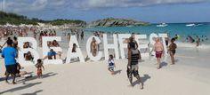 Beachfest Celebrations! #CupMatch in #Bermuda!