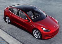 2018 Tesla 3 New Crazy Demand To Lease The Tesla Model 3 Top Gear Thailand