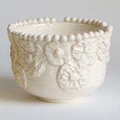 No. 1 flower bowl from francespalmerpottery.com