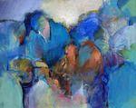 acrylschilderijen Contemporary Art, Van, Painting, Figurines, Painting Art, Paintings, Vans, Painted Canvas, Drawings