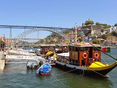 Sunset Avenue : A la découverte de Porto. Croisière sur le Douro