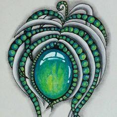 Image result for zentangle Alexandra Funda Mehr