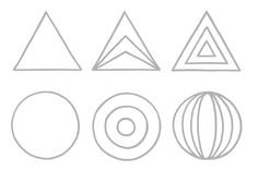 Formenzeichnen - Geometrische Formen PDF