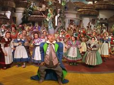wizard of oz characters symbolism | Character's long-term goals in life: To sing and be happy