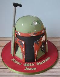 Image result for star wars boba fett cake