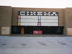Red Bird Cinema V-X  One of the go to theaters in high school