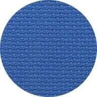 Aida - 18ct - Bright Blue - I found this while browsing JuliesXstitch.com.  New color coming soon.