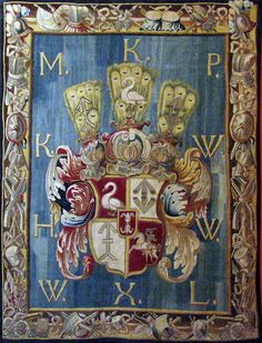 Tapestry with the Arms of Michał Kazimierz Pac - Polish–Lithuanian Commonwealth - Wikipedia, the free encyclopedia