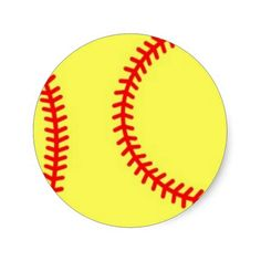softball clip art logo free clipart images 3 clipartcow 4 softball rh pinterest com  free clipart softball pictures