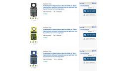 Spectra IV-5 Light Meter, Video Lighting, Spectrum, Reflection, Train, Ads, Digital, Strollers
