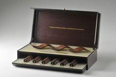 Biografía de Oscar Niemeyer, planos e imágenes de obras y proyectos, entrevistas, videos, curiosidades y más. - Oscar Niemeyer diseña chocolates
