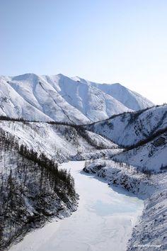 Commander, suck it up, Siberia is freaking beautiful.