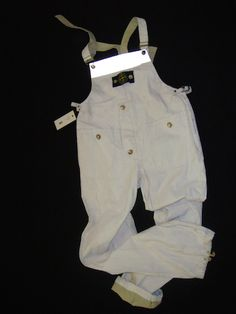Overalls with reflective bands. Stone Island S/S 1992. M.O. Archive