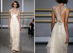 Claire Pettibone -- Cloisonne... Love the back of this thing!