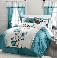 Very pretty bedset from Highgate Manor