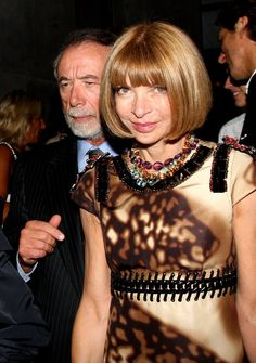 Anna Wintour Photos Photos - Anna Wintour, editor-in-chief of American Vogue, attends Tom Ford Boutique Opening during Milan Fashion Week Spring/Summer 2009 on June 23, 2008 in Milan, Italy. - Tom Ford Boutique Opening - MFW Menswear Spring/Summer 2009