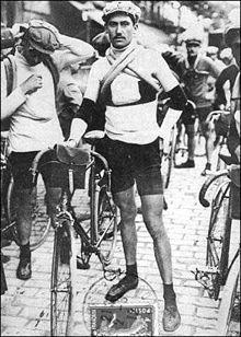 Henri Pelissier - Tour de France