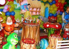 snow white parties | cake,snow white theme,snow white cake,disney's snow white party ...