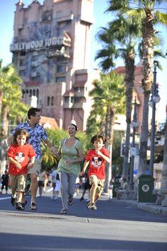 Tower of Terror at Walt Disney World Florida