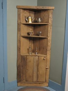 Extraordinary Corner Cabinets