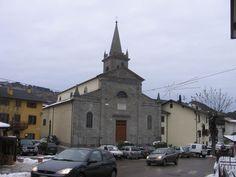 Sant'Anna Pelago, Italy - Dad's hometown