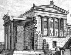 Greek Architecture Drawings ancient greece architecture | ancient greek architecture | my past
