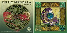 Best Picks: Healing and Inspirational 2017 Calendars: Celtic Mandala 2017 Wall Calendar