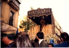 Next week begins SEMANA SANTA (Holy Week). See some pictures of the celebration in SEVILLE, SPAIN, plus get a link to view a live procession. http://www.spanish-for-you.net/blog/see-pictures-of-semana-santa-holy-week-in-seville-spain