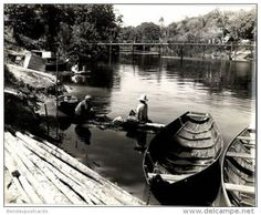 Cartes Postales - brazil, MANAOS, River Life (1943) Large 9.4 x 7.8 inch Real Photo (3)