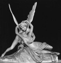 Cupid and Psyche, Antonio Canova Escultor Italiano (Neoclassicismo) Eros And Psyche, Art For Art Sake, Cupid, Les Oeuvres, Art History, Sculpting, Renaissance, Art Photography, Digital Photography