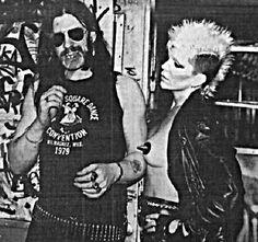 Lemmy Kilmister/Wendy O.Williams
