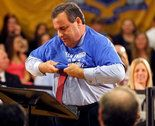 CHRISTIE ON THE BRIDGE SCANDAL: Gov. Chris Christie today sharply dismissed critics who say he may have created a culture of brashness and retaliation that led some of his staff members and allies orchestrate last year's controversial lane closures at the George Washington Bridge.