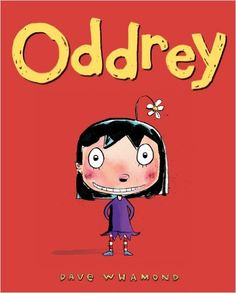 From Blue Spruce Award–winning author-illustrator Dave Whamond comes the story of Oddrey, a young girl who is a little bit different from everybody else. Oddrey is an endearing story with a timeless message of how the misfits in our midst can be the ones we most often misjudge.