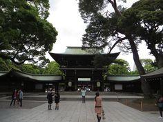 'Meiji Shrine Sanshuden' 2015 Tokyo, Japan. Photo by Janis Skadins.