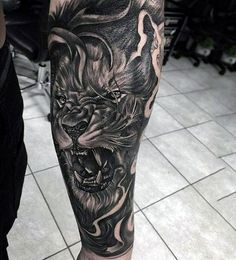 fe8ba25bc4fb1 14 Best Lions images in 2017 | Lioness tattoo, Tattoo ideas, Awesome ...