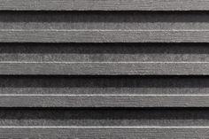 New 3D facade material by EQUITONE. www.equitone.com