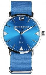 Bruno Banani Cool Color Edition Uhr BR30053 - hellblau