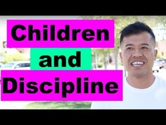 WHAT'S YOUR TIP FOR DISCIPLINING CHILDREN? | The #AskNick Show, Ep. 51 - YouTube Disciplining Children, Infographic, Setting Boundaries, Health, Tips, Youtube, Blog, Infographics, Health Care