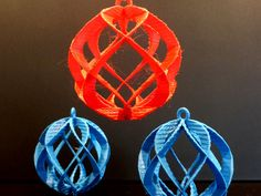 Spiral Sphere Ornament - Customizer enabled by kowomike  http://thingiverse.com/thing:189704